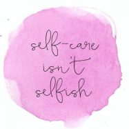 self care isn't selfish - qualia psychology