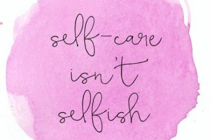 self care isn't selfish - qualia psychology